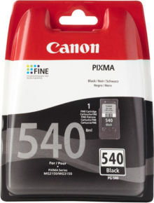 Canon PG 540 Print cartridge - 1 Black