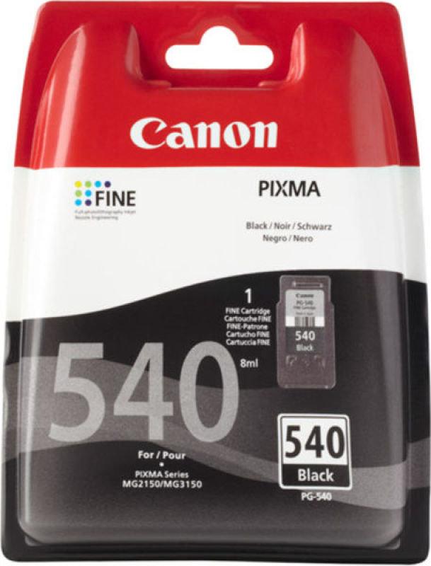 Canon PG 540 Print cartridge - 1 Black