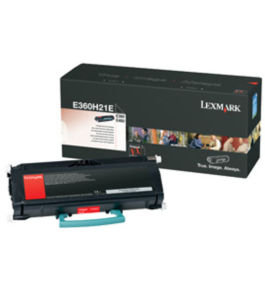 Lexmark E360, E460 High Yield Toner Cartridge