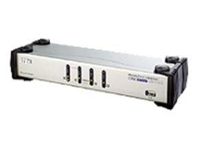 Aten 4 Port USB Dual View Kvmp Switch + Audio (8xcables Inc)