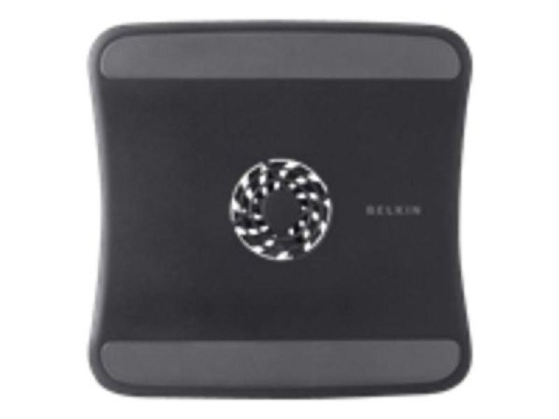 Belkin F5L055ERBLK Laptop Cooling Platform With USB Powered Fan  Black