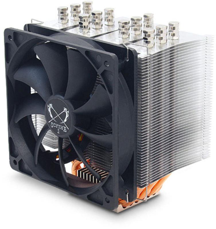 Scythe Mugen 3 High Performance Quiet CPU Cooler