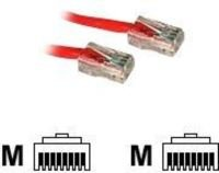 C2G, Cat5E 350MHz Snagless Patch Cable Red 0.5m