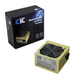 CIT Gold 750W Fully Wired Efficient Power Supply