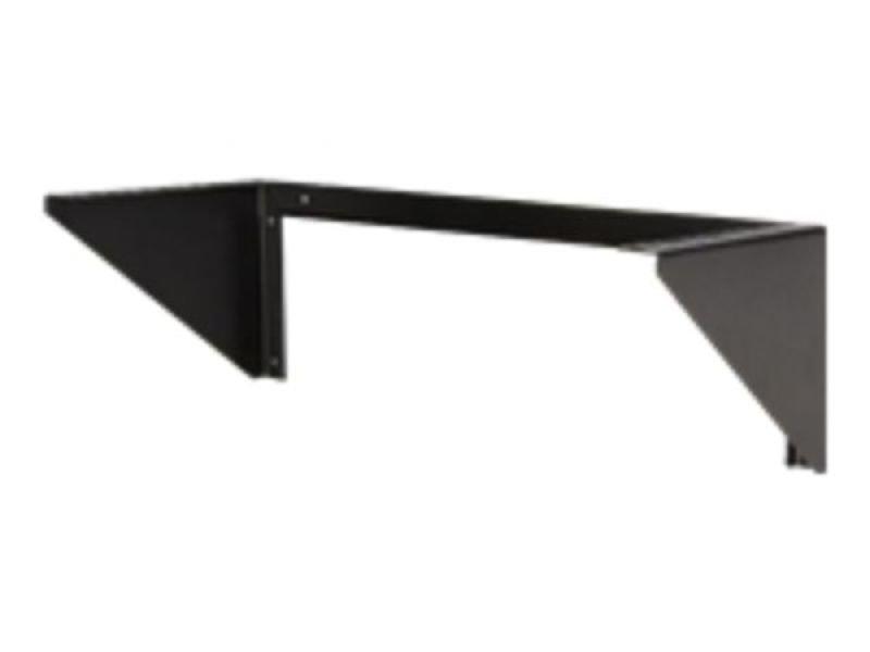 StarTech.com Wall mount bracket black 4U 19