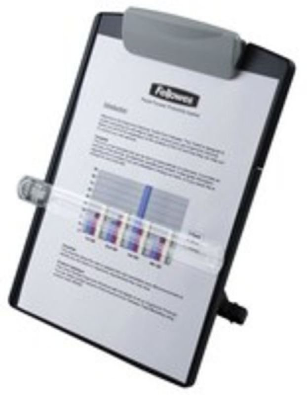 Fellowes Desktop Copyholder - Graphite