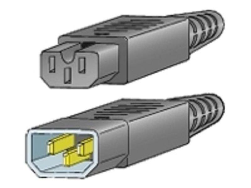 Cisco CABINET JUMPER POWER CORD 250 - VAC 16A C14-C15 CONNECTORS