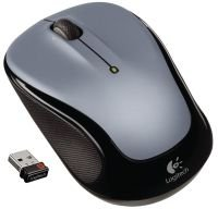 Logitech M325 - Wireless Optical Mouse - Light Grey
