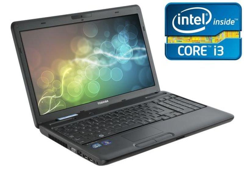 "Toshiba Satellite Pro C660-2f8 Laptop, Intel Core I3 Sandybridge 2330 2.2ghz, 6gb Ram, 640gb Hdd, 15.6"" Hd, Dvdrw, Hd 3000, Webcam, Windows 7 Home Premium 64bit"