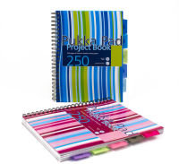 Pukka Pads A4 Project Book - 3 Pack