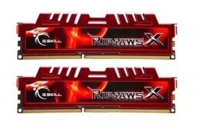 G.Skill 16GB DDR3 1866MHz RipjawsX Memory