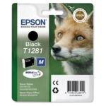 Epson T1281 Black Ink Cartridge