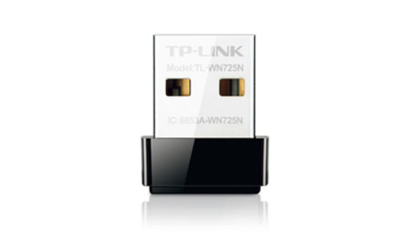 TP-LINK TL-WN725N 150Mbps Wireless-N Nano USB Adapter
