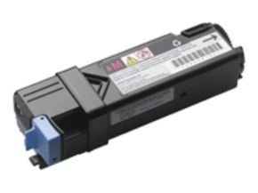 Dell - Toner cartridge - high capacity - 1 x magenta - 2000 pages - For 1320c