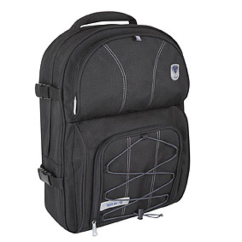 "Image of Tech Air 3711 Laptop Backpack - For Laptops up to 15.6"" - Black"