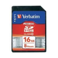 Verbatim 16GB Class 10 Secure Digital High Capacity Card