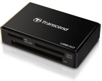Transcend USB3.0 Multi Card Reader - Black