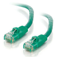 C2G, Cat5E 350MHz Snagless Patch Cable Green, 7m