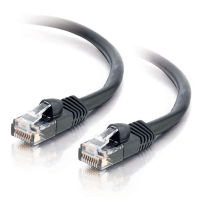 C2G, 7m Cat5E 350 MHz Snagless Patch Cable - Black