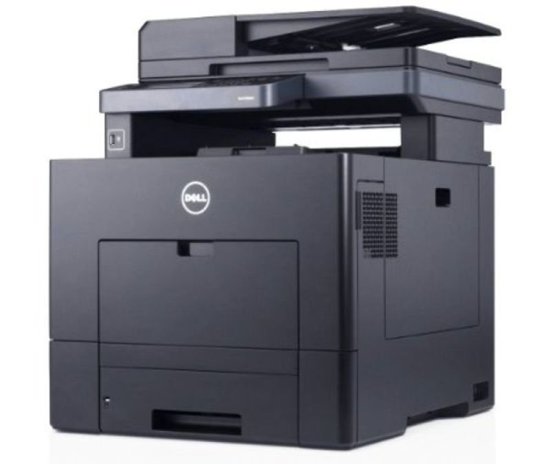 Image of *Dell C3765dnf Colour Network Multifunction Laser Printer