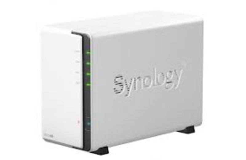 Synology DS213air 2bay (no disks) Wireless NAS Drive