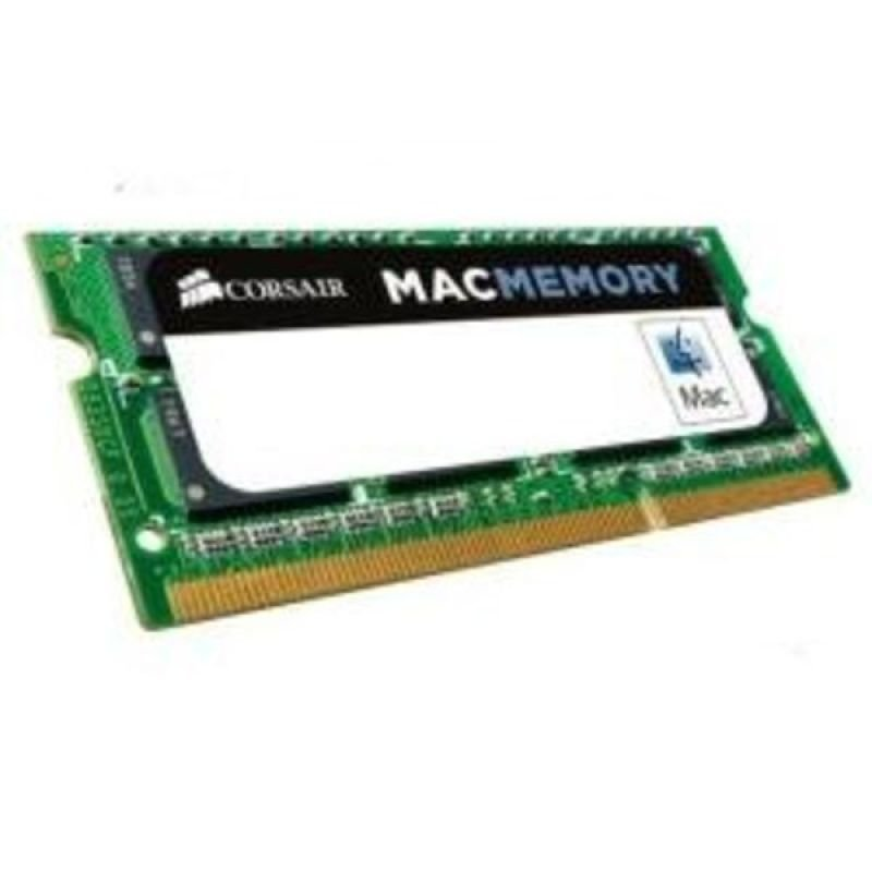 Corsair DDR3 1600MHz 8GB 1x204 SODIMM Apple Qualified Unbuffered