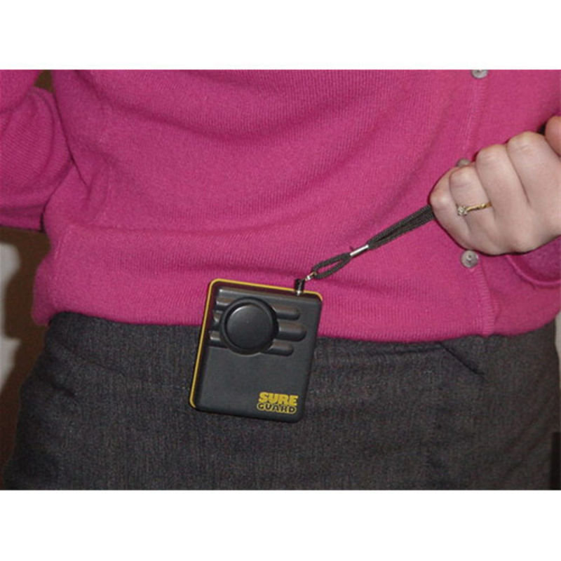 Securikey Electronic Compact Personal Alarm
