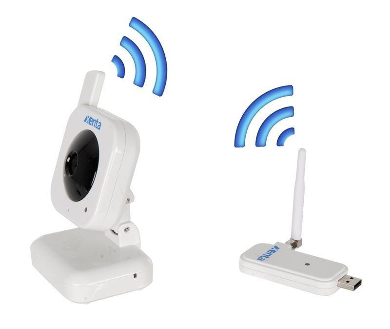 Xenta Digital Wireless USB CCTV Receiver System