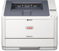 OKI B401dn A4 Mono LED Laser Printer- with Auto Duplex Network Ready