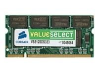 Corsair 1GB DDR2 533MHz Laptop Memory