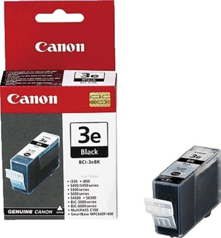 Canon BCI 3eBK Black Ink Cartridge