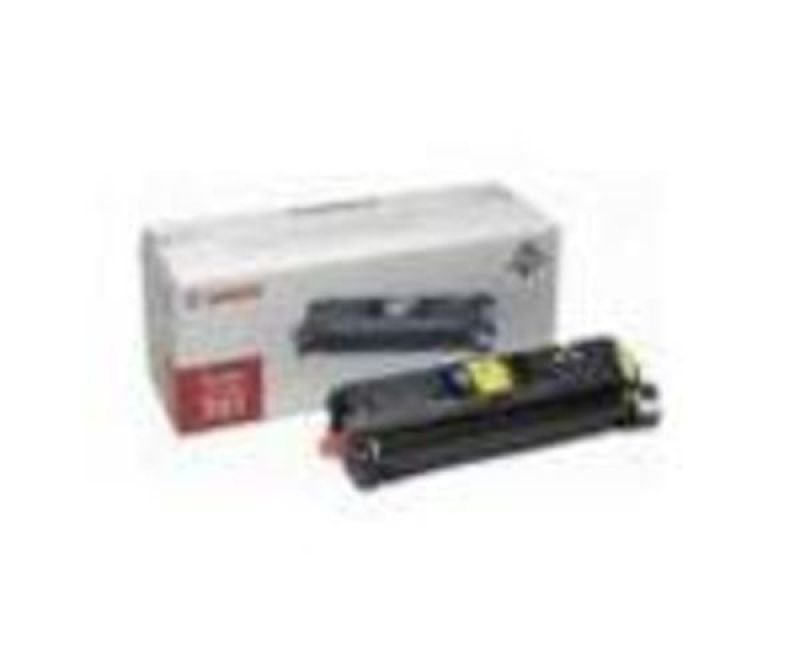 Canon 701 High Yield Yellow Laser Toner Cartridge 4000 Pages