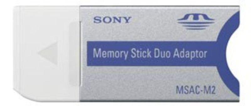Sony Memory Stick Adaptor