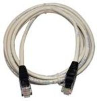 Newlink Cat5e UTP Crossover Cable (Grey With Black Boots) 5m