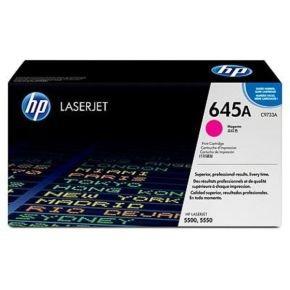 HP 645A Magenta Toner Cartridge - C9733A