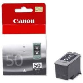 Canon PG 50 High Yield Black Ink Cartridge