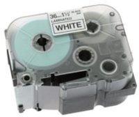 Brother TZ261 Laminated Tape Black on White