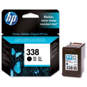 *HP 338 Black Ink Cartridge - C8765EE