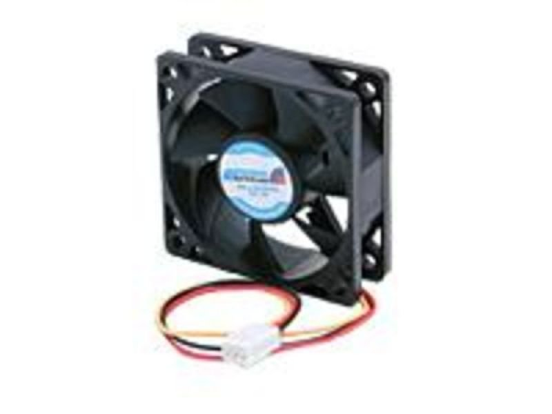 Image of StarTech.com 60x20mm Replacement Ball Bearing Computer Case Fan w/ TX3 Connector