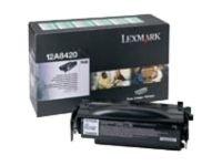 Lexmark T430 Black Toner Cartridge