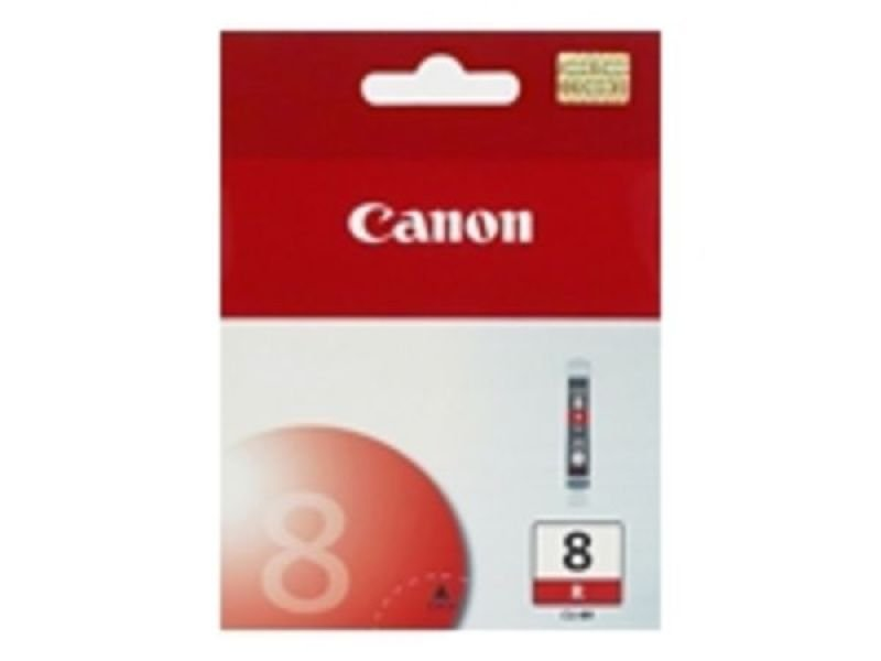 Canon CLI 8R Red Ink Cartridge
