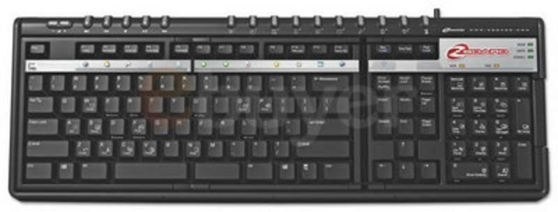 Ideazon ZBOARD Gaming Keyboard - USB