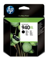HP 940XL Black Ink Cartridge - C4906AE