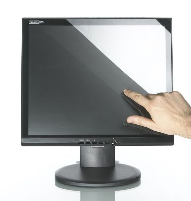 EDGE 10 TS701C Touch Screen LCD 17&quot Monitor