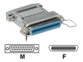 C2G, C36F to DB2Parallel Printer Adapter