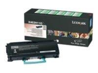 Lexmark 0X463A11G Black Toner Cartridge
