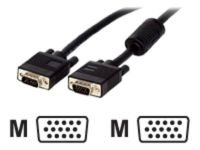 StarTech.com Coax High Resolution VGA Monitor Cable 25m Black