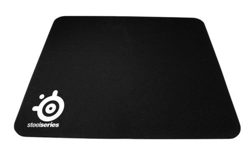 SteelSeries QcK+ Black Mouse Pad 450 x 400mm