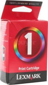 Lexmark No.1 Colour Ink Cartridge - For Z735/x2350