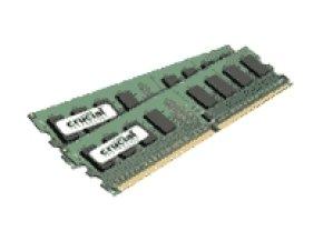 Crucial 4GB DDR2 800MHz Memory
